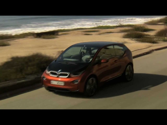 <em>BMW</em> i3 2014 In Detail Coupé Electric Car Commercial Carjam TV HD Car TV Show 2013