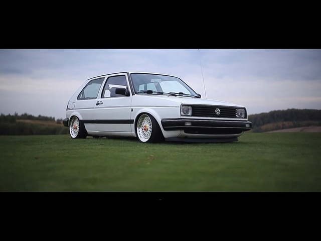 #19 TUNE IT: Odcinek 4, sezon 1 - VW GOLF MK2 CL AIR RIDE (full-length episode S01E04)