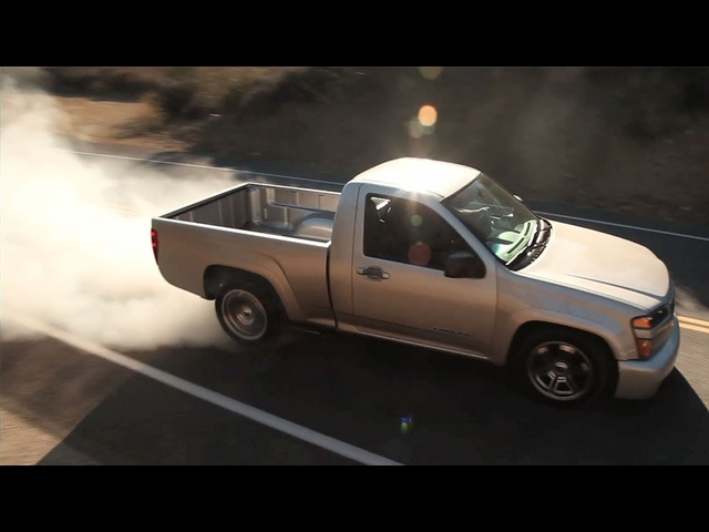 The Burnout Truck that Burgers Built - /TUNED
