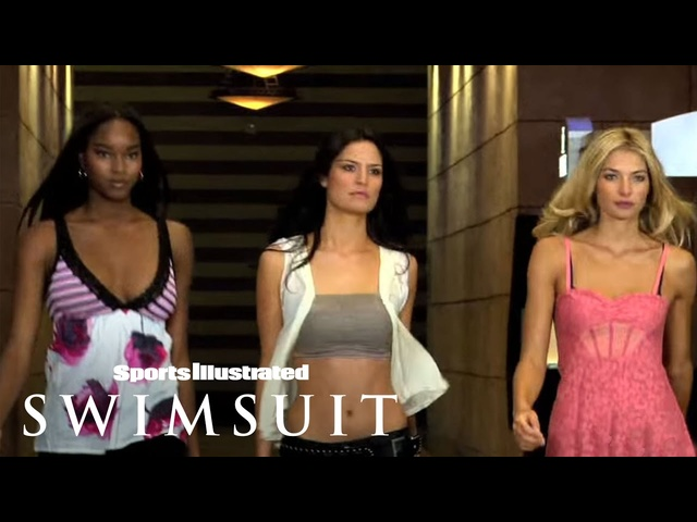 Melissa Haro, Jessica Hart & Damaris Lewis: Ride Of Their Lives 2009 | Sports Illustrated Swimsuit