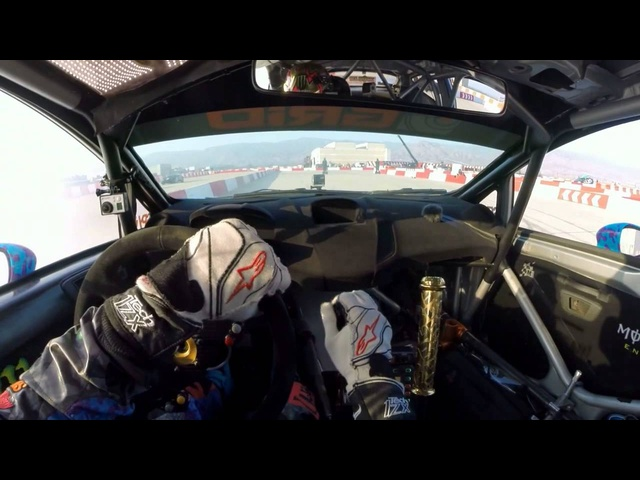 Ken Block's Gymkhana 6: The 100% GoPro Edition!