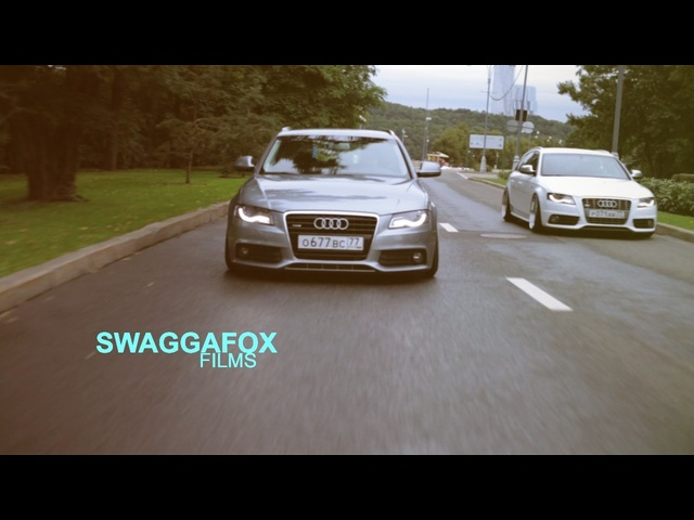 Twin Wagon <em>Audi</em>'s | SWAGGAFOX FILMS