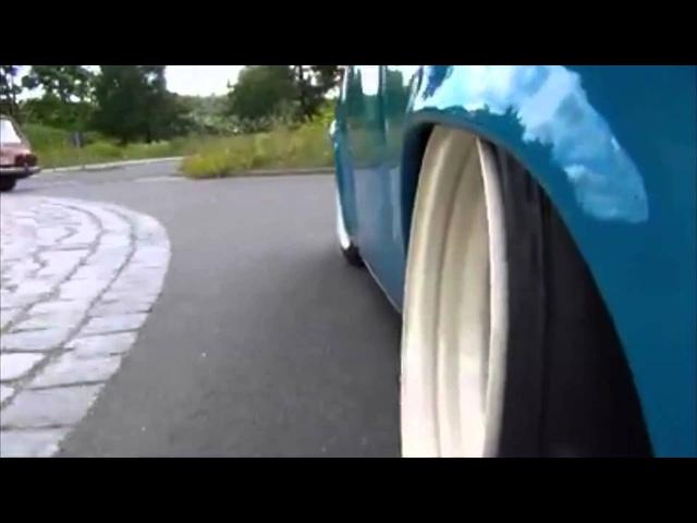 Trabant 601 vs <em>Wartburg</em> 353