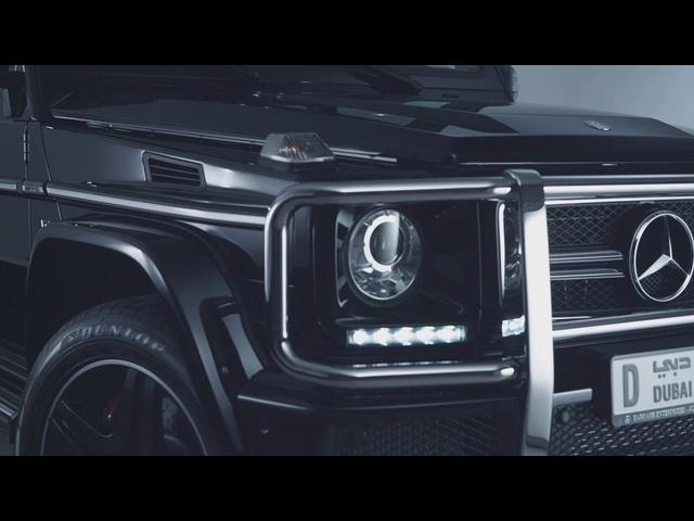 Mercedes Benz -GLK/GL/G