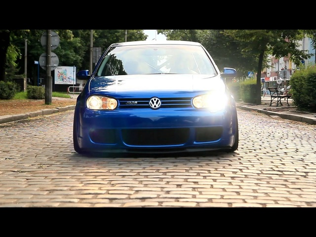 Kuman Golf MkIV R36 #LONG CLIP