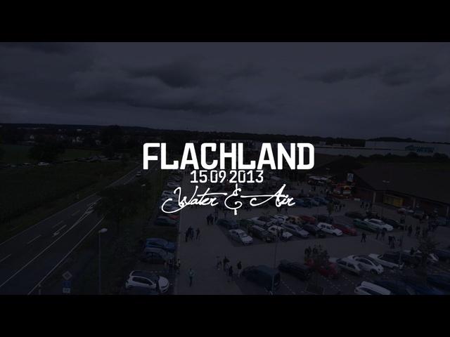 FLACHLAND- BBQ/ Water&Air #2013