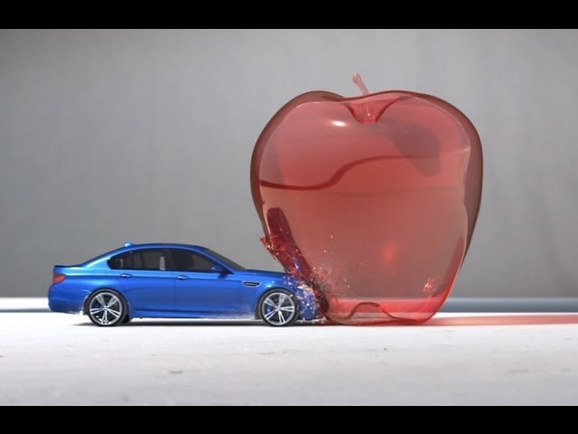 "<em>BMW</em> M5 - ""Bullet"" - High Performance Art"