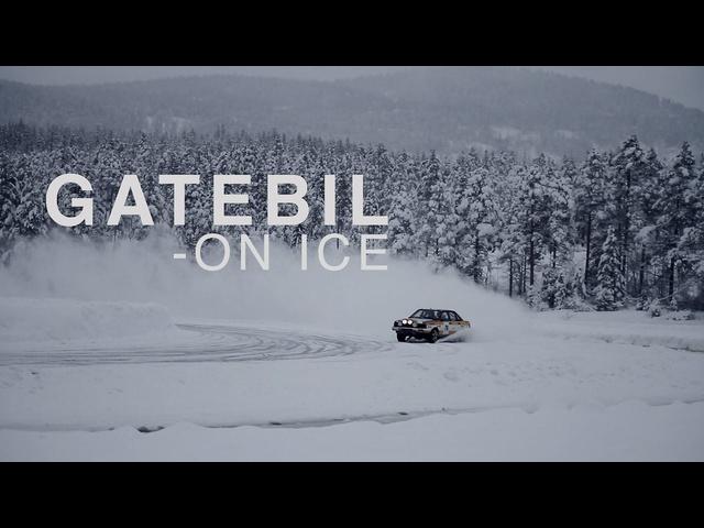 Gatebil On Ice