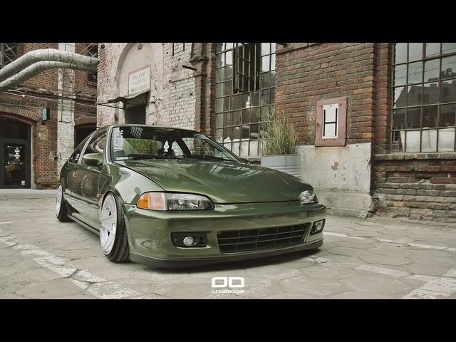 Lowmode S01E12 | 3SDM x Civic / stancedLodz