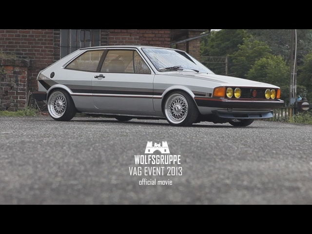 VAG EVENT 2013 - official movie by wolfsgruppe