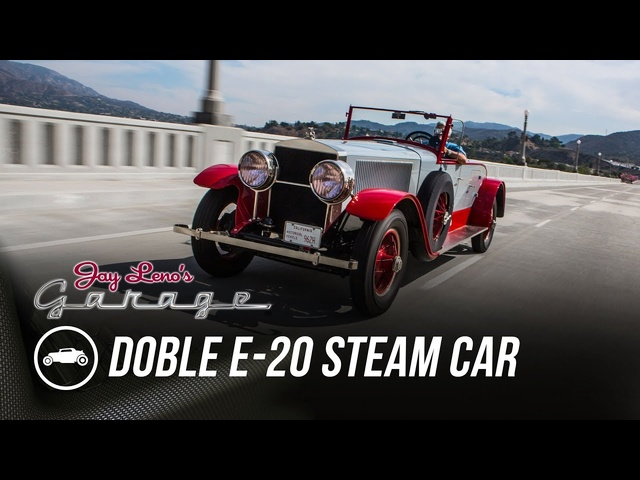 1925 Doble E-20 Steam Car - Jay Leno's Garage