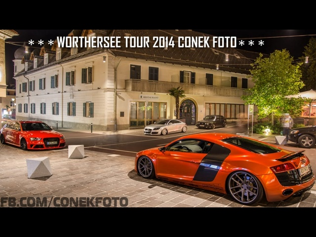 Worthersee Tour 2014 CONEK FOTO