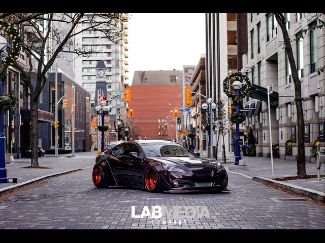 Hyundai Genesis Coupe by Lab Media Company - 1080P HD