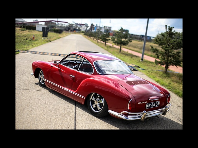 Red <em>Volkswagen</em> Karmann Ghia 1967 - By Aircooled Junkies