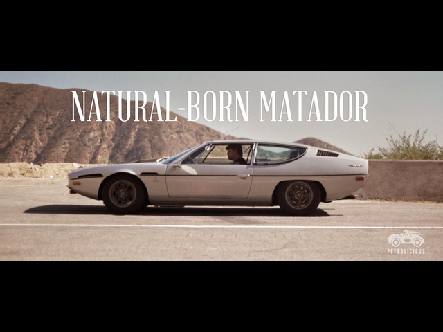 Natural-Born Matador