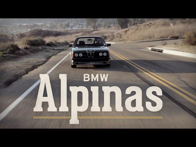 <em>BMW</em> Alpinas