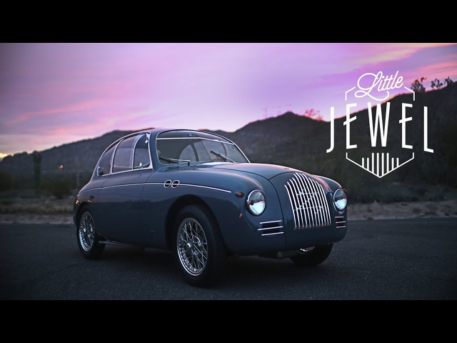 This Fiat Topolino Zagato Is A Little Jewel