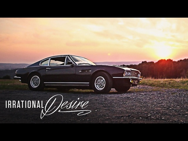 The Aston Martin DBS Is An Irrational Desire