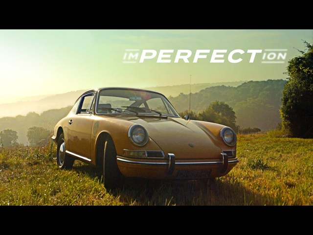 This <em>Porsche</em> 912 Is Perfectly Imperfect