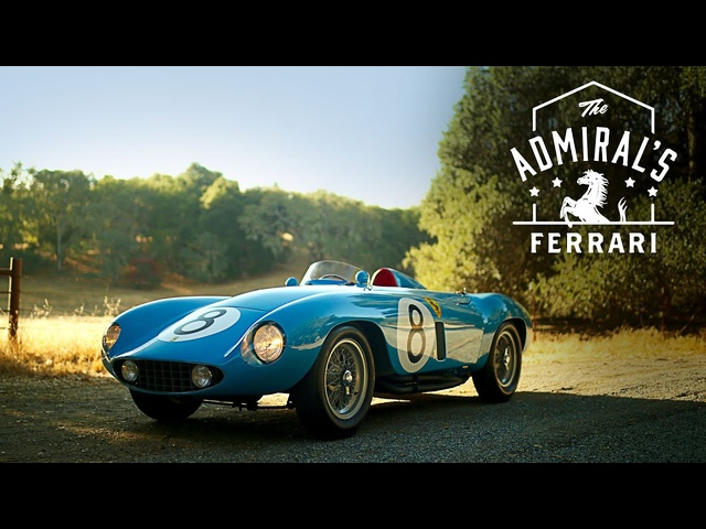This Is The Admiral's <em>Ferrari</em> 500 Mondial