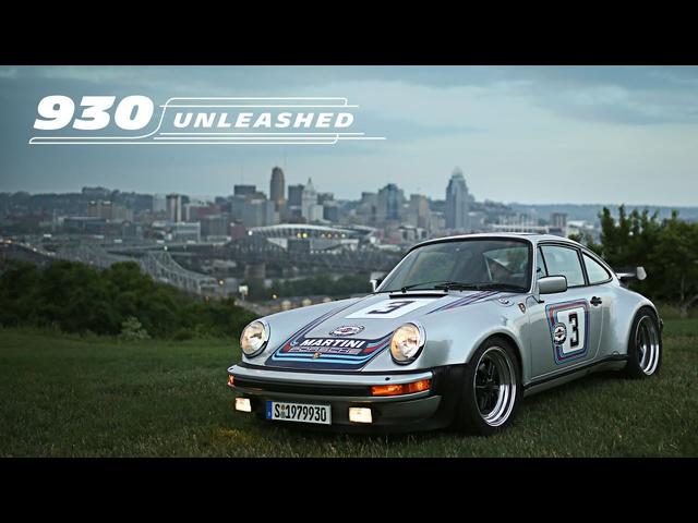 This <em>Porsche</em> 930 Has Been Unleashed