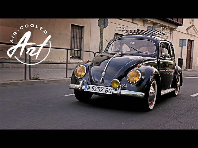 This 1953 <em>Volkswagen</em> Beetle Is Simply Air-Cooled Art