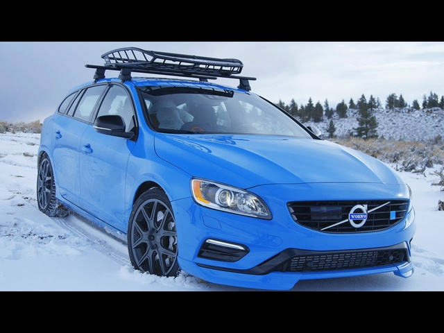 2016 <em>Volvo</em> V60 Polestar: The Hottest Wagon of Them All? - Ignition Ep. 146
