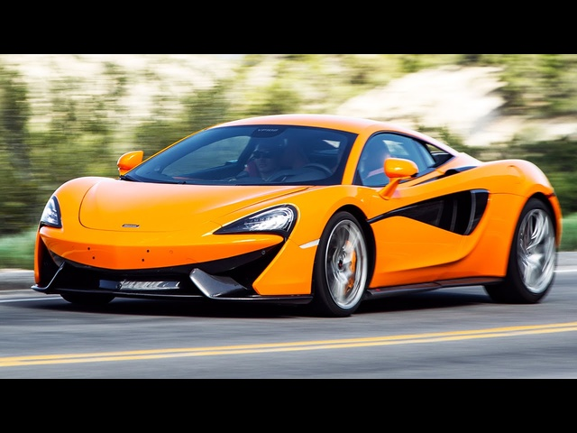 2016 <em>McLaren</em> 570S: Supercar Speed with Sports Car Fun! - Ignition Ep. 145