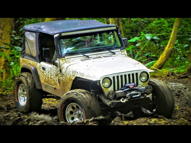 Hawaiian Off-Road Adventure: <em>Jeep</em> vs Toyota! – Dirt Every Day Ep. 48