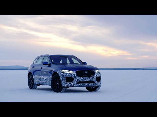 <em>Jaguar</em> F-Pace | First Drive
