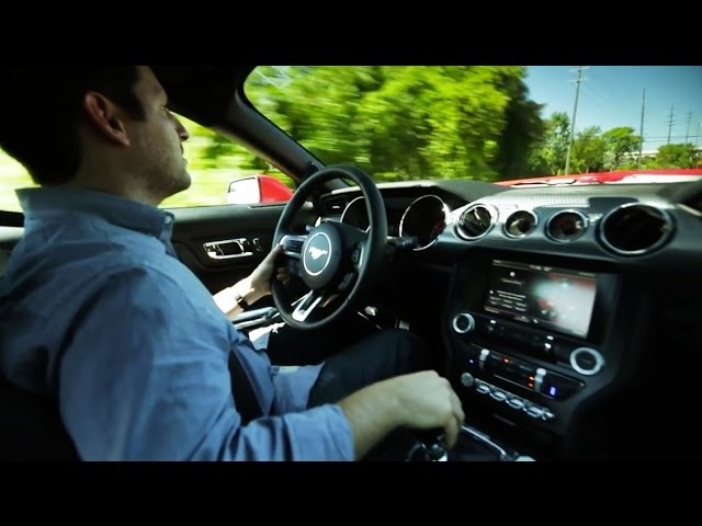 Driven | 2015 Roush Stage 3 Mustang with Active Exhaust