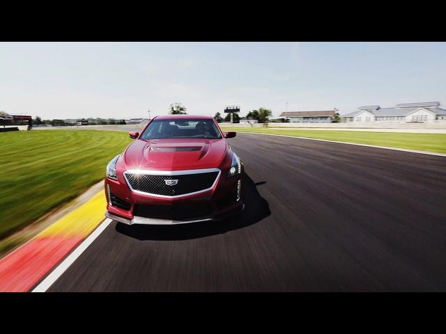 Driven | 2016 Cadillac CTS-V