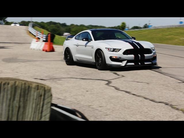 Ridden | 2016 <em>Ford</em> Shelby GT350R Mustang