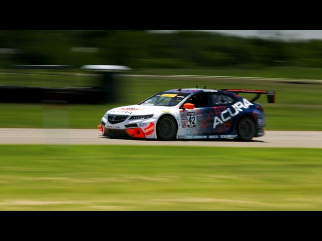 Driven | Acura TLX GT
