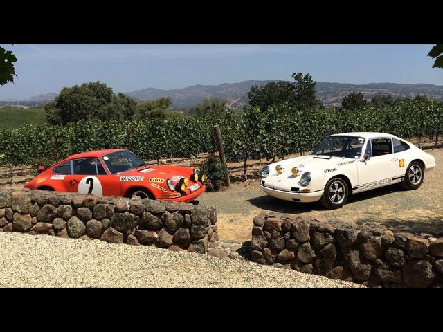 <em>Porsche</em> Unexpected: Napa