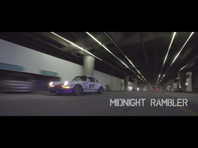 Midnight Rambler | Magnus Walker in L.A. | eGarage