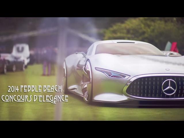 2014 Pebble Beach Concours D'Elegance