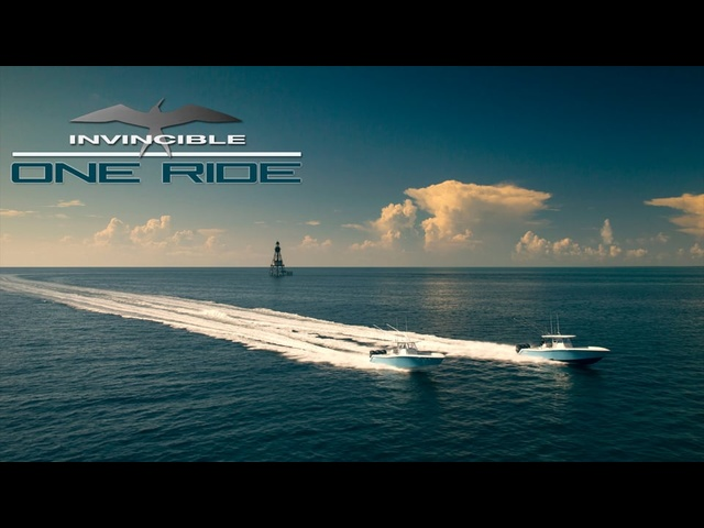 One Ride -Invincible Boats