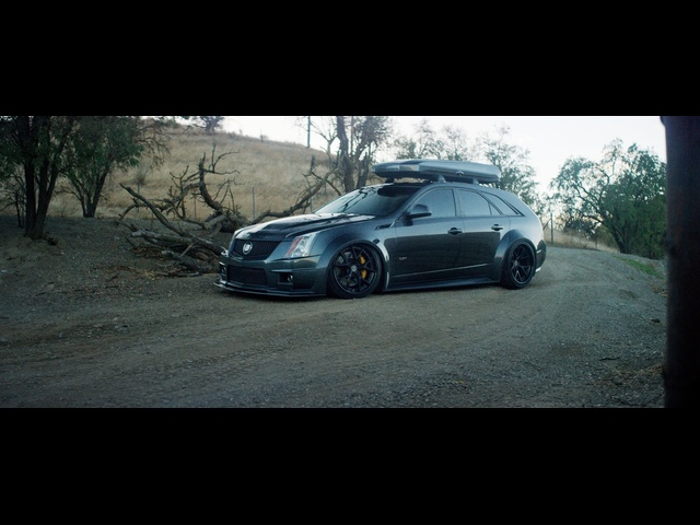 Cadillac CTSV Wagon | eGarage
