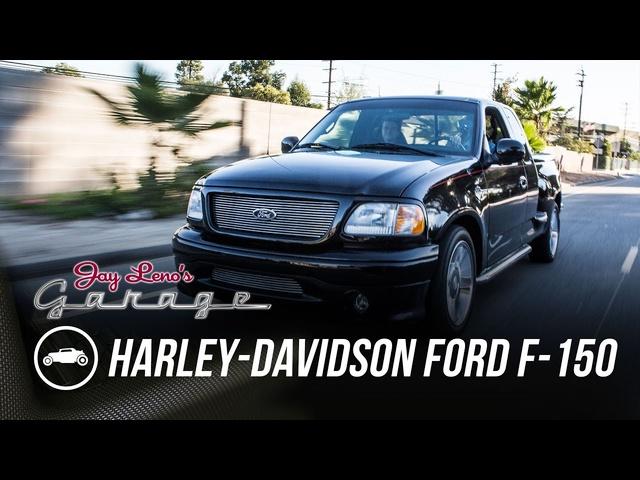2000 Harley-Davidson <em>Ford</em> F-150 -Jay Leno's Garage