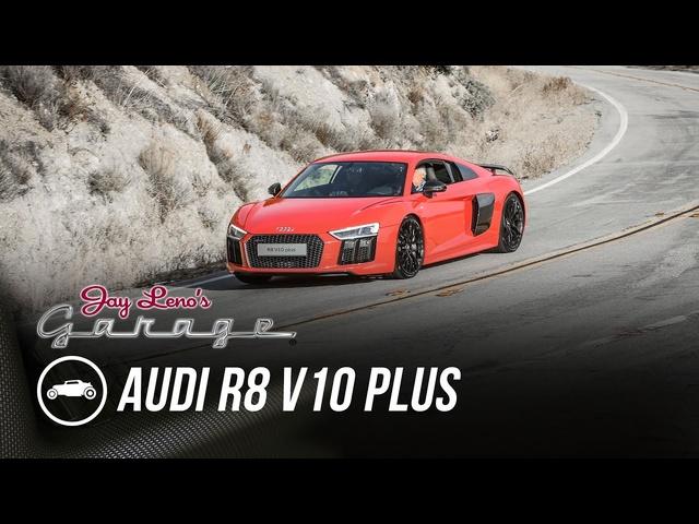 2017 <em>Audi</em> R8 V10 Plus -Jay Leno's Garage