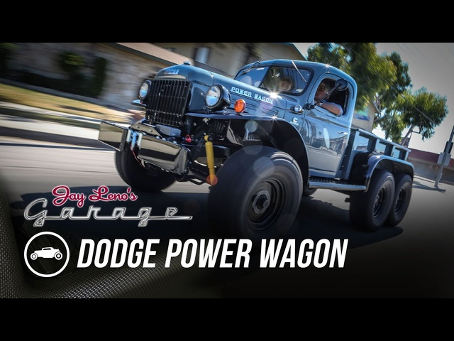 1942 <em>Dodge</em> Power Wagon Restomod - Jay Leno's Garage