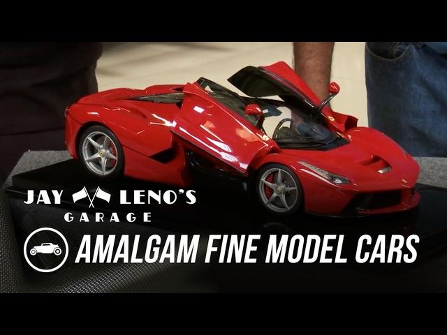 Amalgam Fine Model Cars -Jay Leno's Garage