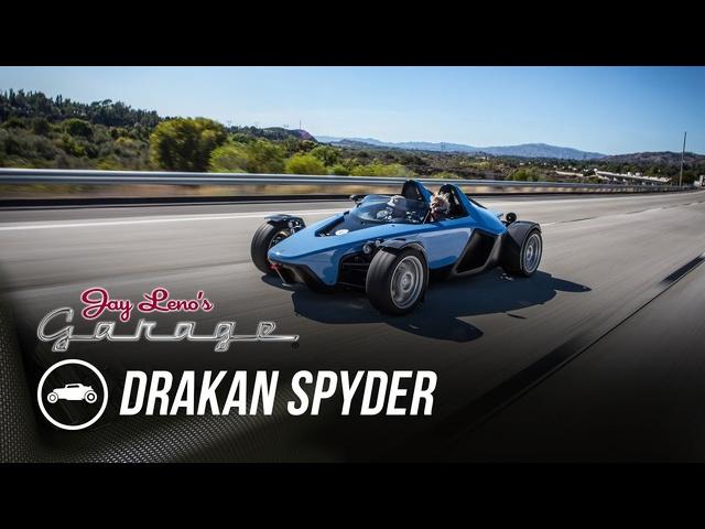 2015 Drakan Spyder -Jay Leno's Garage