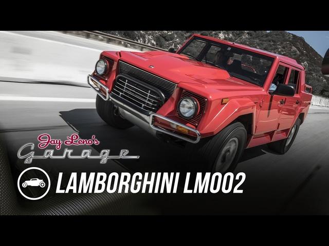 1990 Lamborghini LM002 -Jay Leno's Garage