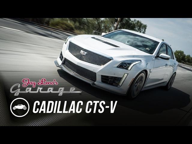 2016 Cadillac CTS-V -Jay Leno's Garage