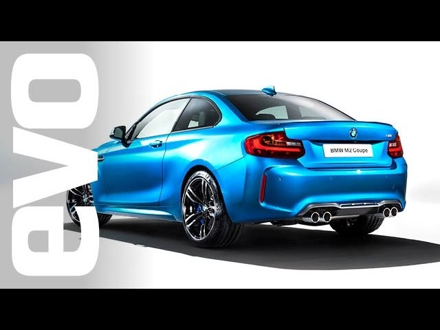 BMW M2 up close and personal | evo UNWRAPPED