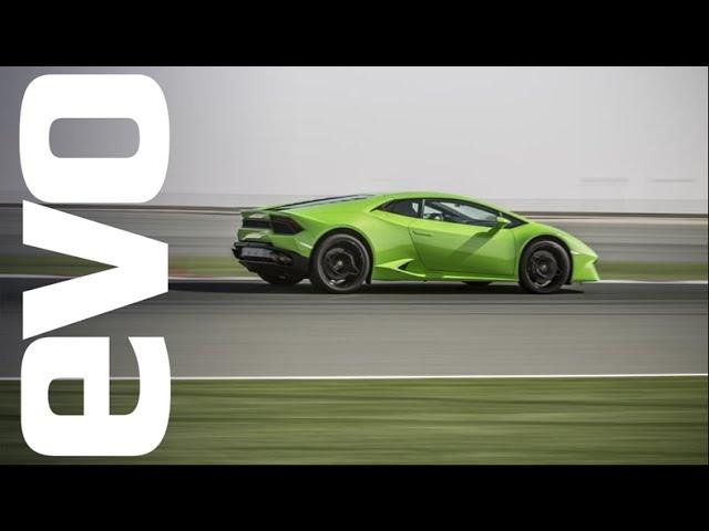 Lamborghini Huracan LP580-2 -the Huracan we've been waiting for? | evo REVIEW