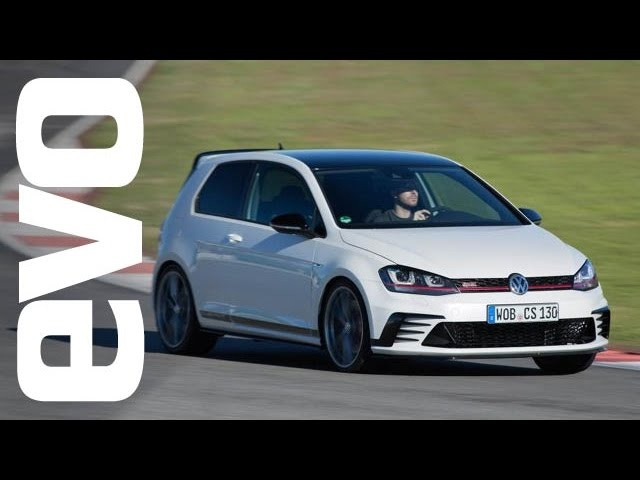 2016 VW Golf GTI Clubsport review | evo DIARIES