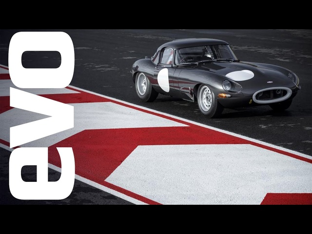 <em>Jaguar</em> Lightweight E-Type - the £1.2 million unicorn | evo REVIEWS